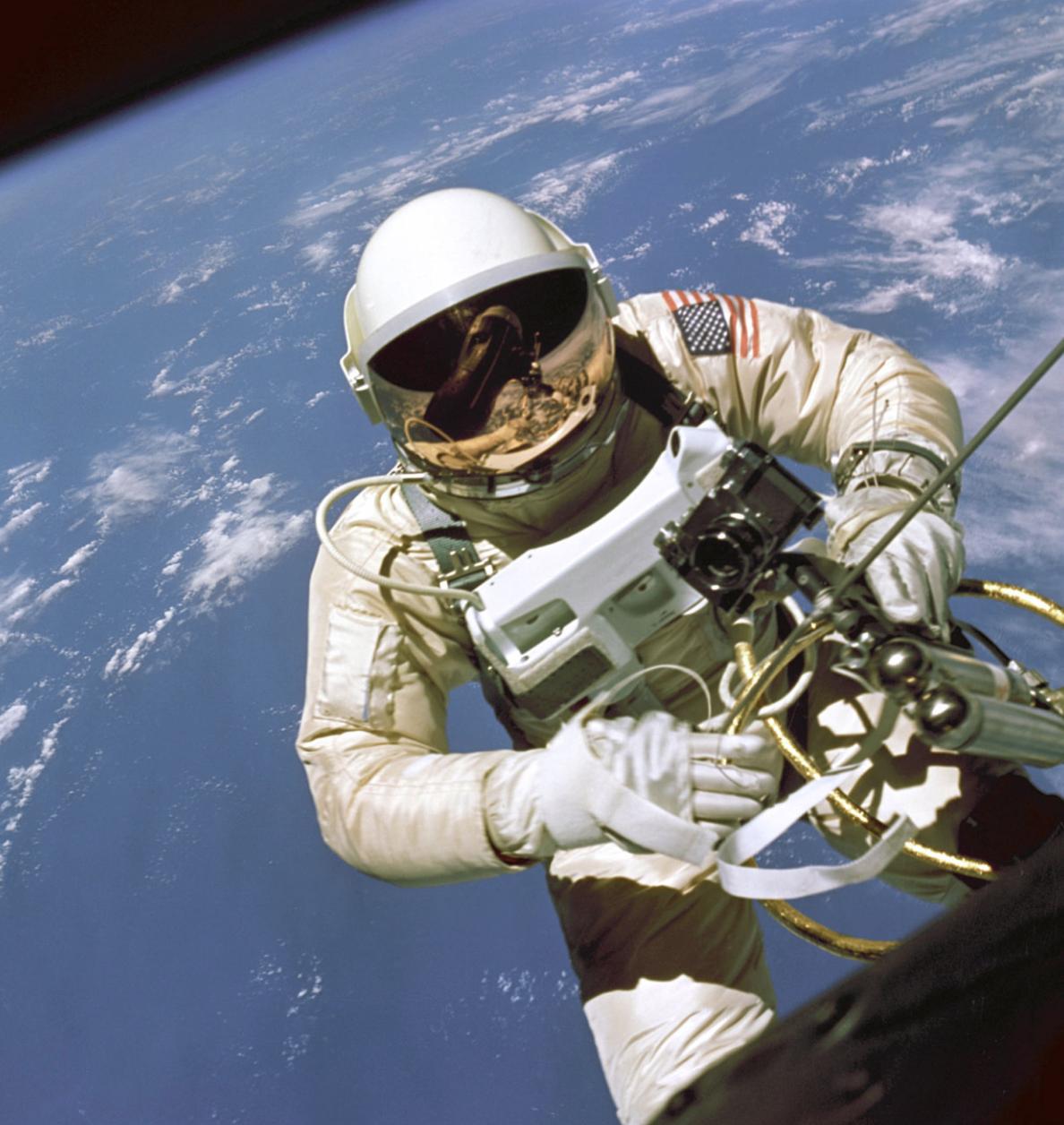 Imagining Spacewalks